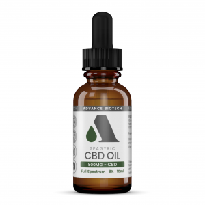 CBD oil 8% (800mg)